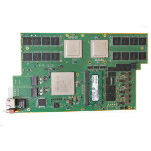 Compact High-Performance Processing Unit